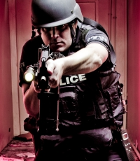 Police-Aventura-South-Florida-Campaign-Commercial-Photography-swat-rifle-1825